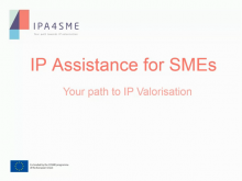 IPA4SME webinar for Service implementation